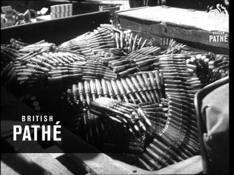 Australian Troops At War In Korea (1950)