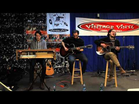 Restorations - Civil Inattention | Acoustic In-Store at Vintage Vinyl Fords, NJ