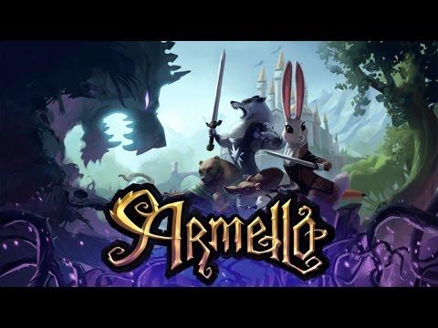 Игра Armello - новая пошаговая стратегия 2017 года   by Boroda Game