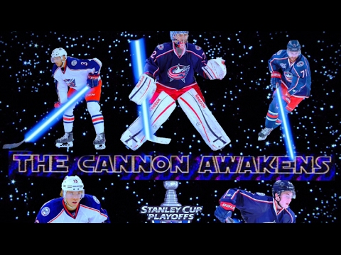 The Cannon Awakens - Columbus Blue Jackets Playoff Hype Video ...