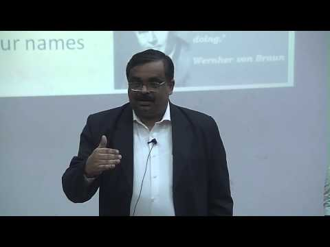 Talk by Prof  Partha Pratim at IIT Madras