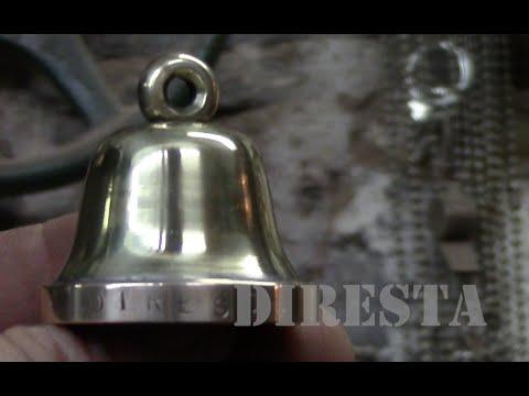 ✔ DiResta Brass Bell