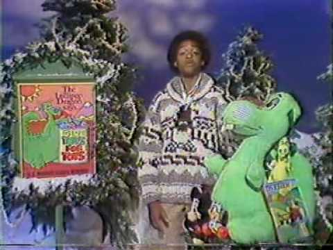 Todd Bridges for Toys for Tots 1980