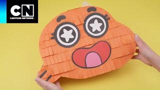 DİY - kendin Yap Dananın Gumball ve Darwin | Hadi Sanat yapalım! | Cartoon Network