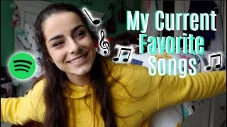 MY CURRENT FAVORITE SONGS! || February Playlist