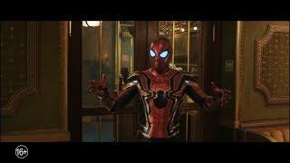 Человек Паук: Вдали От Дома - Русский трейлер в HD