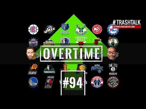 Été 2017 : quelle équipe a réalisé le meilleur marché ? Overtime de l'Apéro TrashTalk