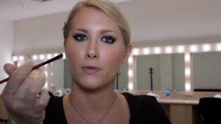 FX Make-up Artist Role Play - Binaural ASMR - Soft Spoken, Face Brushing, Latex Gloves