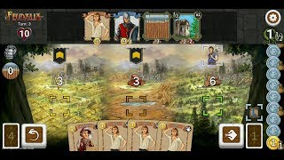 Feudalia (by Abba Games) - card game for android and iOS - gameplay.