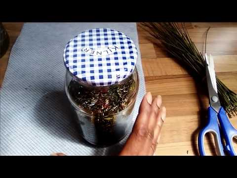 making-lavender-infused-oil