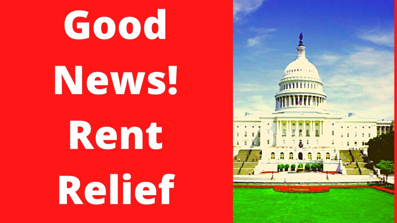 How To Get Help Paying Rent Good News Second Stimulus Check Update Stimulus Package Update 7 12 20