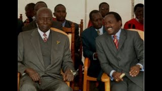 Wiper party leader Kalonzo announces plans to visit retired President Moi after Raila's visit