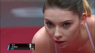 2017 T2 APAC (Grand Finals/D1) Bernadette SZHOCS Vs LIU Fei [Full Match+Interviews/English|HD]