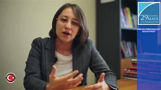 Preparatory English Language Courses - Lecturer Mehtap Güven Çoban