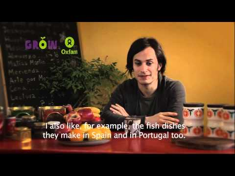 Gael Garcia Bernal on his Favourite Food