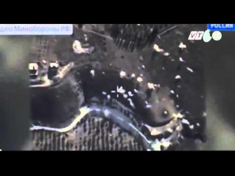 VTC14_Truyền hình Nga dự báo thời tiết cho không kích Syria