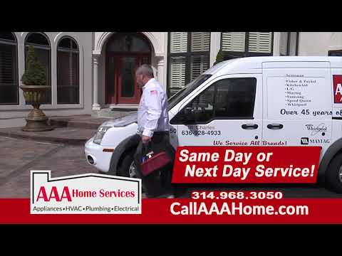 Appliance Repair St Louis St Charles MO | AAA Home Services