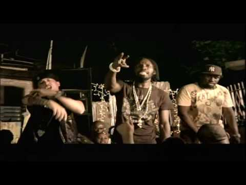 Come Out And See - De La Ghetto Feat. Mavado - Masacre Musical - Hq