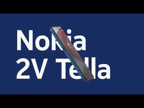 Nokia 2 V Tella - Essentials you need, extras you'll love