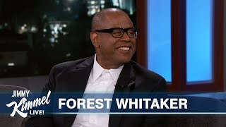 Forest Whitaker on Playing a Gangster, Working with Sean Penn & Winning an Oscar
