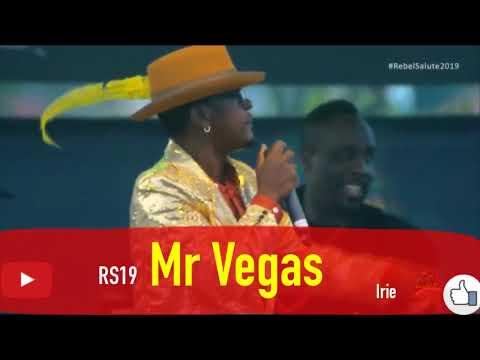 Mr Vegas - Rebel Salute 2019 (Full Performance)
