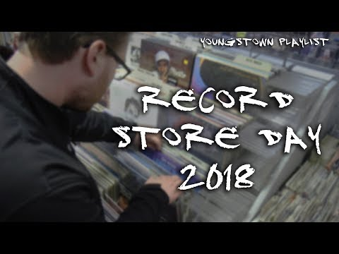 Youngstown Playlist - Record Store Day 2018!