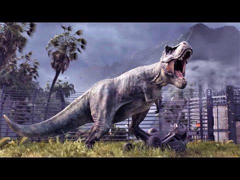 Jurassic World Evolution Secrets of Dr Wu Ep 1  