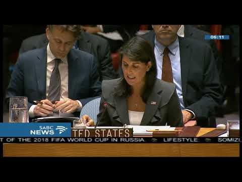 US vetoes draft resolution on Gaza