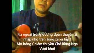 HAN DO BAN (Xuan Tien) - [Guitar solo] [K'K] classic