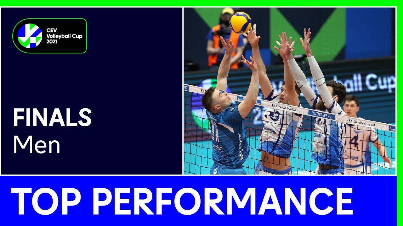 Pavel Pankov | Top Performance - Finals | #CEVCupM