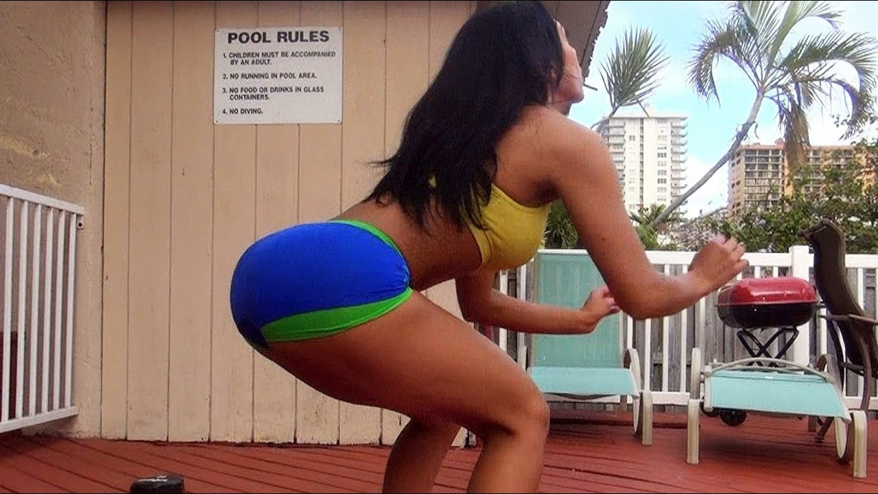 how to squat: butt lift workout! - youtube
