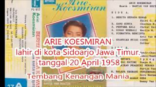 vuclip Nonstop Perjalanan Karier ARIE KOESMIRAN Penyanyi Era 70-80an, Sekarang Usianya 60 tahun.