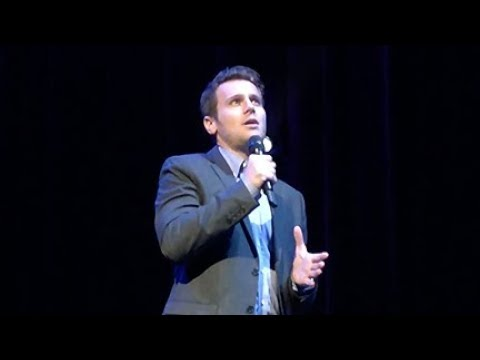 Jonathan Groff  Pure Imagination  Voice for the Voiceless 103017