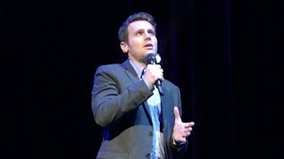 Jonathan Groff - Pure Imagination - Voice for the Voiceless 10/30/17