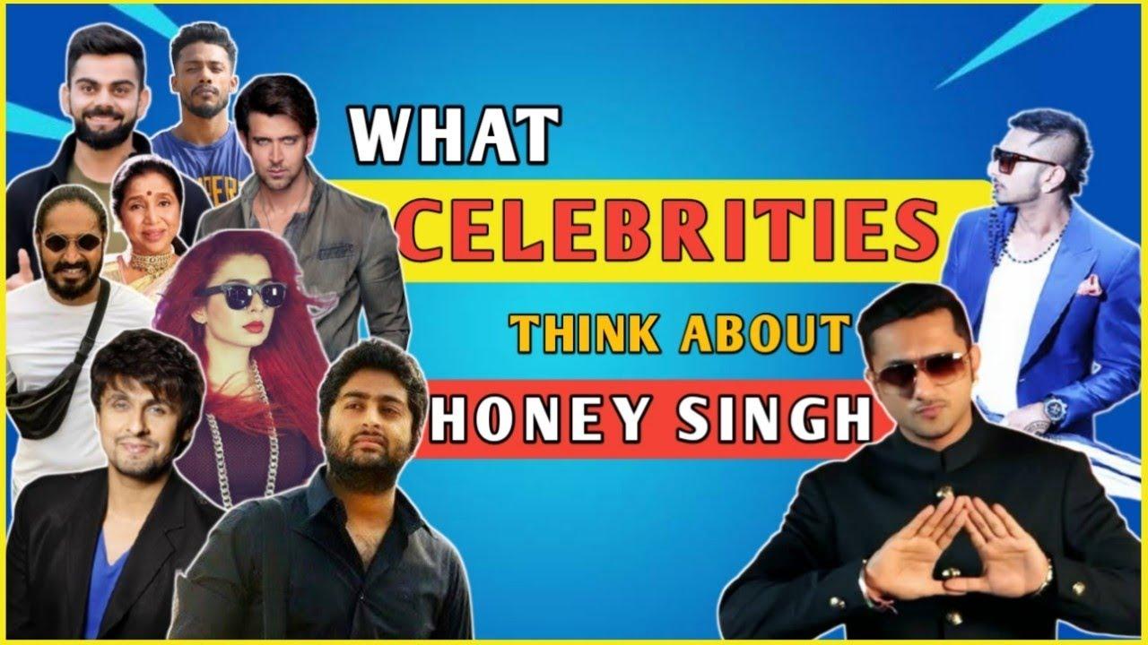 What Celebrities Think About Honey Singh| Who Is Honey Singh |Ft. Arijit, Sonu, Emiway, Armaam 🔥