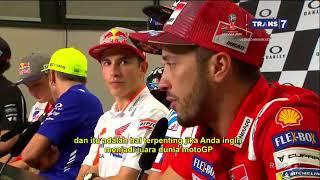 Full highlight moto GP 03 Juni 2018 trans 7
