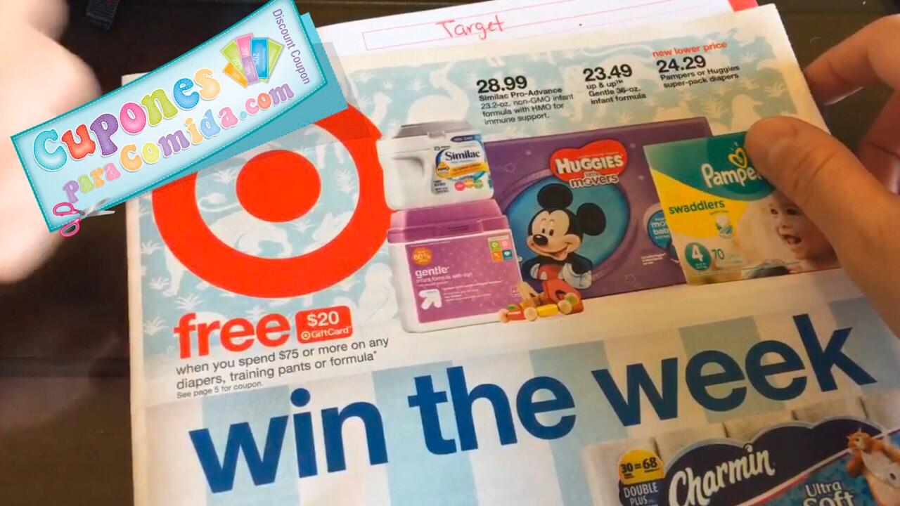 ba968b384 Buena oferta De Diapers para Target  Valido  3 19-3 25