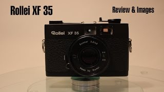 Thrift Store Finds: Rollei XF 35 w/ Sonnar 40mm f2.3 Review & PHOTOS!