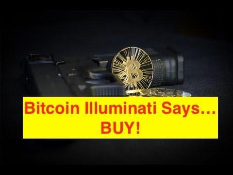 Bitcoin Illuminati Says BUY!