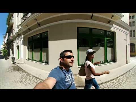 Küba 360: Havana Şehir Turu 360 (Varış Ve Ilk Gün)