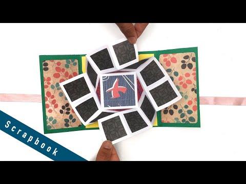 Twist & Turn Card - DIY Tutorial by Paper Folds - 980