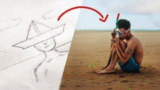 Yeni bir resim BAŞARISIZ oluşturmak için nasıl? - Yolda icat plan B (Coche Adası)