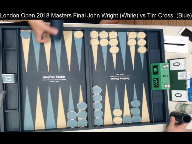 London Open 2018 Final Tim Cross vs John Wright