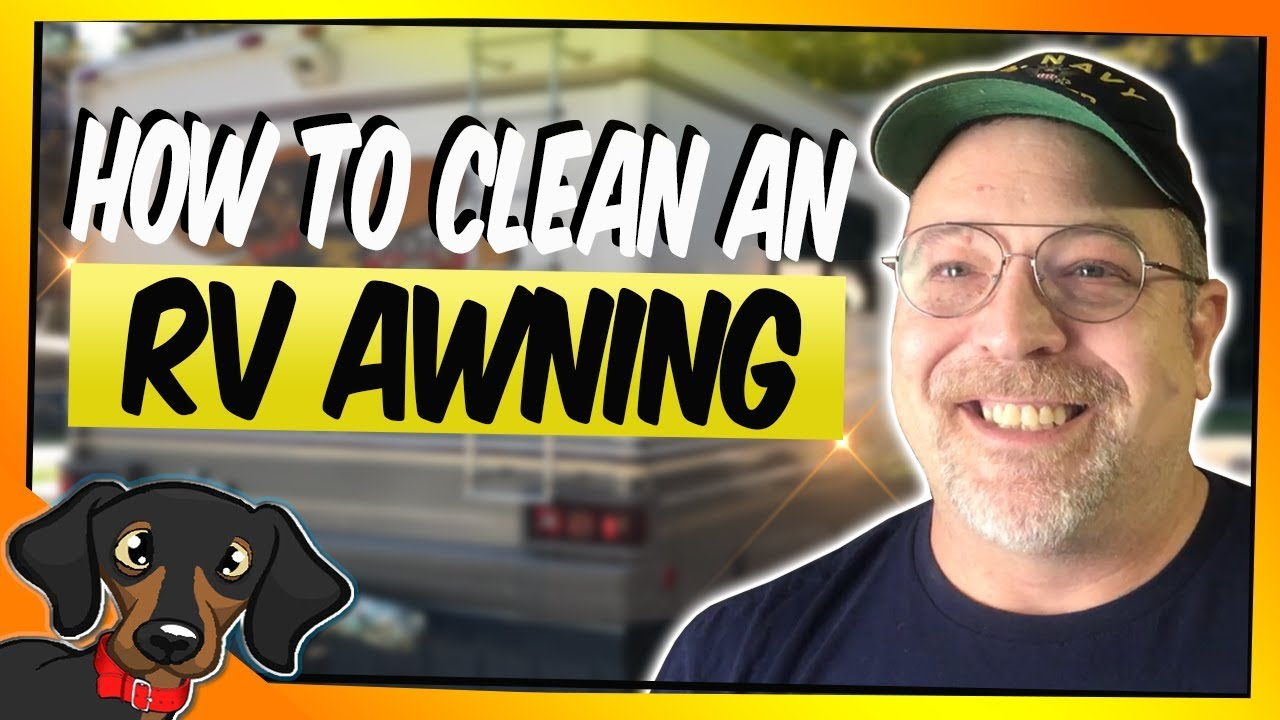 How Clean An RV Awning The Simple And Easy Way