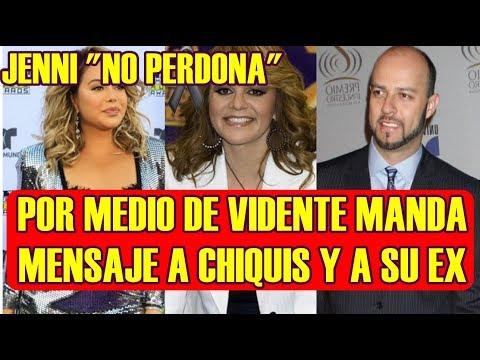 JENNI RIVERA manda MENSAJE a CHIQUIS RIVERA y ESTEBAN LOAIZA POR MEDIO de RAMSES VIDENTE