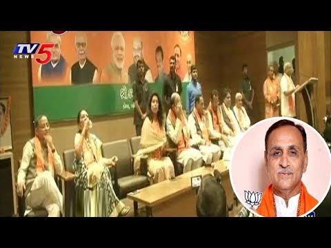 Vijay Rupani To Continue As Gujarat CM | TV5 News