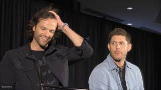 JaxCon 2019 Jared Padalecki and Jensen Ackles MAIN FULL Panel Supernatural