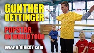 dodokay - Günther Oettinger Popstar auf World Tour - schwäbisch