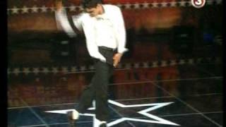 Edgaras Benediktavičius Lietuvos talentai. Lithuania talents, dancing like Michael Jackson