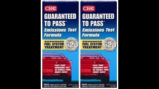 How to pass emissions test in an old car. P0420   CRC guaranteed to pass emissions test formula.